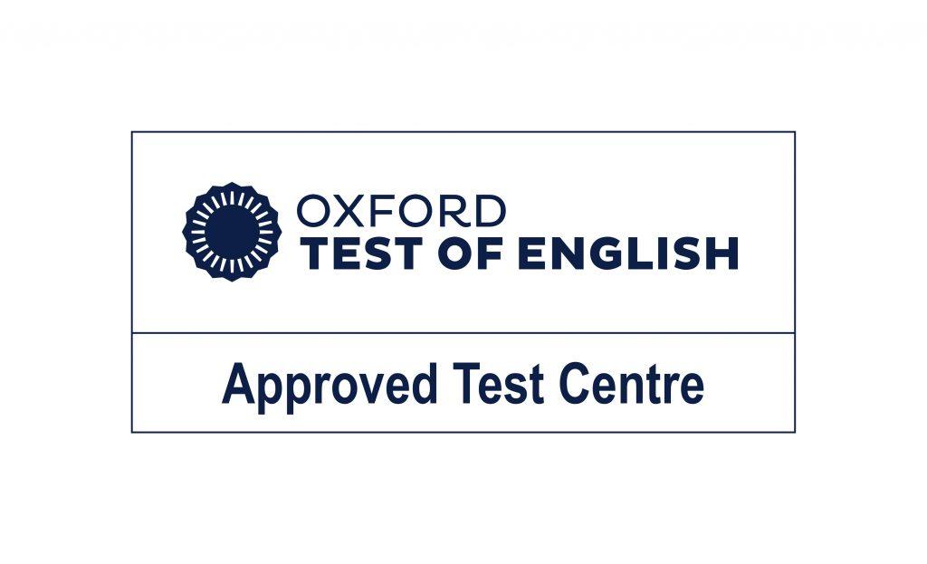 Oxford test of english logo